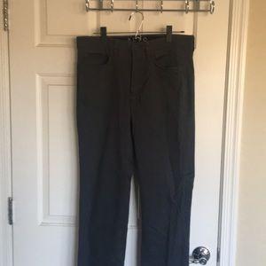 Men's gray pants